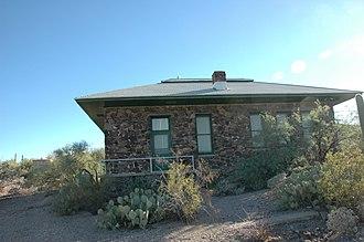 Desert Laboratory - Image: Desert Lab, Tucson