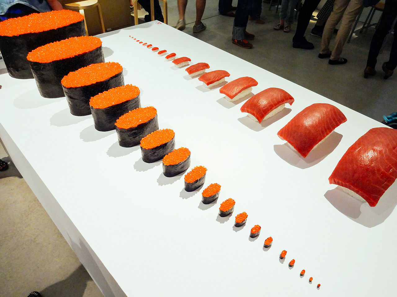 Design Ah Exhibition- Just Right Sushi by Taku Satoh Design Office (16033886948).jpg