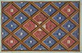 Design for a coffered ceiling with painted initials- SRI (?) MET DP811810.jpg