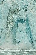 Desprendimiento en el glaciar Margerie, Parque Nacional Bahía del Glaciar, Alaska, Estados Unidos, 2017-08-19, DD 59.jpg