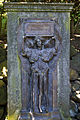 Detail - Joseph Willard tomb - Amphitheater section - Oak Hill Cemetery - 2013-09-04.jpg