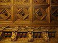Detall del teginat de la Sala Nova del palau de la Generalitat Valenciana.JPG