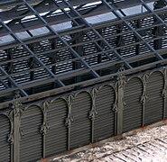 Detall estructural del Mercat d'Alginet (reformes 2017) Arquitecte Carlos Carbonell Pañella, País Valencià.jpg