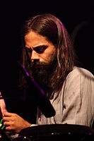Deutsches Jazzfestival 2013 - Pharoah and the Underground - Mauricio Takara - 01.JPG