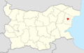 Devnya Municipality Within Bulgaria.png