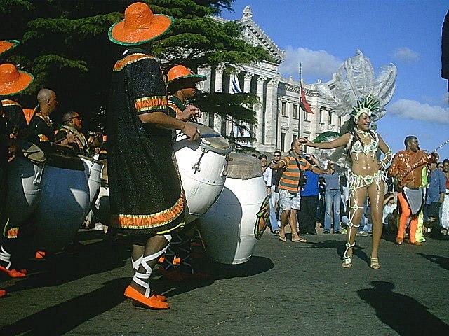 Dia del candombe