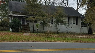 National Register of Historic Places listings in Desha County, Arkansas - Image: Dickinson Moore House