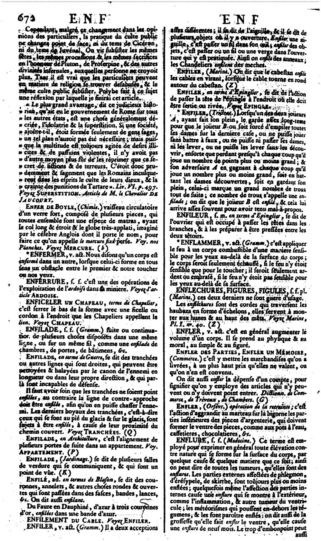 encyclopedie diderot tome 5