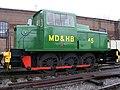 Diesel Locomotive - geograph.org.uk - 1119286.jpg