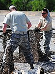 Dirty Details, Airmen demilitarize camouflage netting 140509-F-KA381-003.jpg