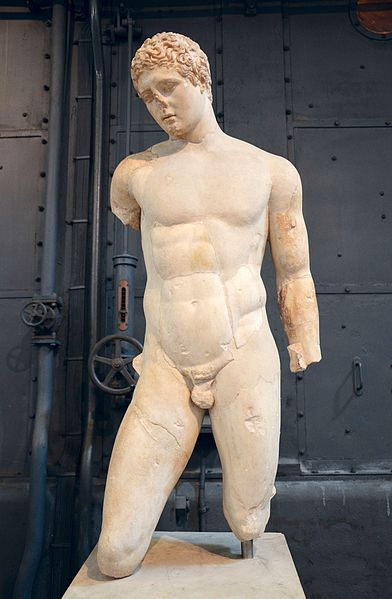 Discophoros, Incomplete – Athlete With Discus