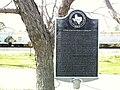 Dismounted Texas Cavalry – Texas Historical Marker - panoramio.jpg