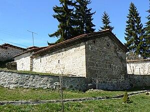 Dobarsko - Image: Dobarsko medieval church 1