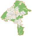 Dobrodzień (gmina) location map.png