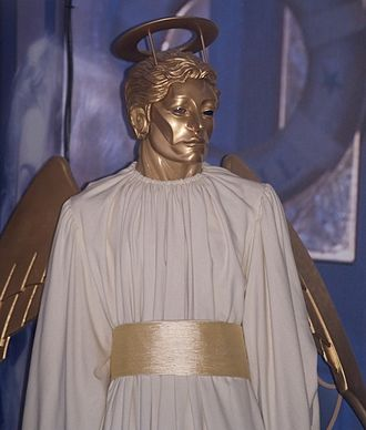 Voyage of the Damned (Doctor Who) - The Angel Hosts as shown at the Doctor Who Experience.