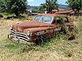 Dodge wreck, Bombeiros, Campo de Besteiros, pic3.JPG