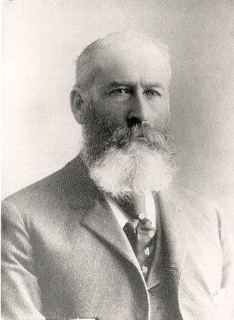 1903 in Canada - Donald Farquharson