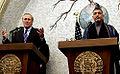 Donald Rumsfeld and Hamid Karzai in 2005.jpg