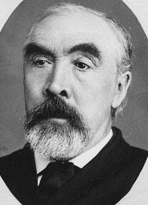 Donald Stewart (North Dakota politician) - Donald Stewart in 1887