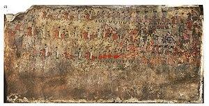 Anak Tomb No. 3 - Image: Dongshouprocessionmu ral