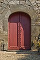 Door of the Saint Martin Church of Cas.jpg