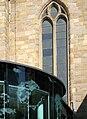 Dortmund, Reinoldikirche mit neuem Pavillon 2006.jpg