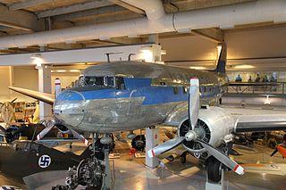 1978 Finnish Air Force DC-3 crash
