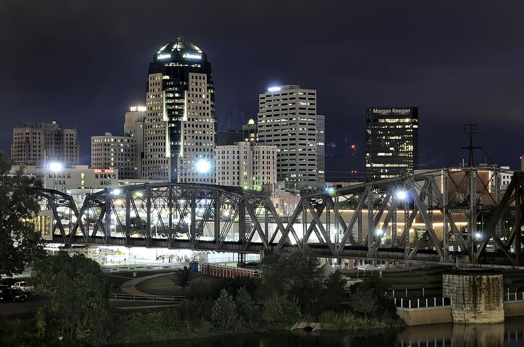 File:Downtown Shreveport, LA.jpg