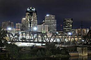 Skyline of Shreveport