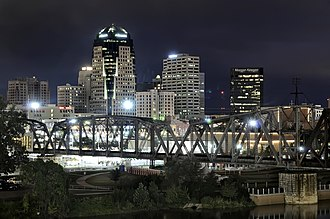 Ark-La-Tex - Image: Downtown Shreveport, LA