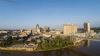 North Louisiana Region in Louisiana, United States