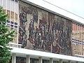 Drážďany, Altstadt, socialistická mozaika.jpg