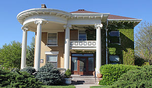 National Register of Historic Places listings in Pueblo County, Colorado - Image: Dr. John A. Black House Complex
