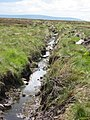 Drainage channel on Cairn End - geograph.org.uk - 451777.jpg