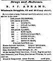 Drug Advertisement The Era New Orleans 13 Oct 1863.jpg