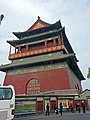 Drum Tower, Beijing, from bus.jpg