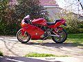 Ducati 600 Supersport Vue de gauche.JPG