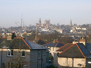 Dunfermline on Christmas Morning 2005.jpg