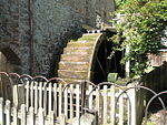 Castle Mill and attached gateway and gate