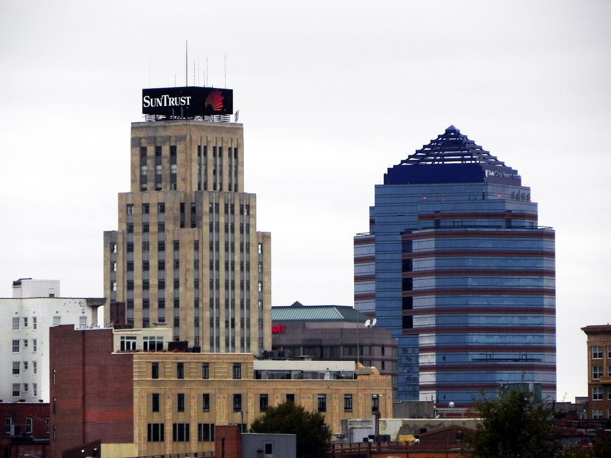 List Of Tallest Buildings In Durham North Carolina