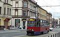 Dworcowa, tram, Bydgoszcz.JPG