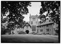EAST FRONT - Stan Hywet Hall, 714 North Portage Path, Akron, Summit County, OH HABS OHIO,77-AKRO,5-3.tif