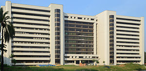 Bangladesh University of Engineering and Technology - Electrical and Computer Engineering Building