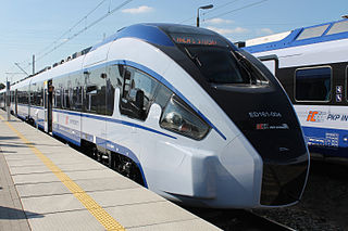 Polish manufacturer of railway vehicles