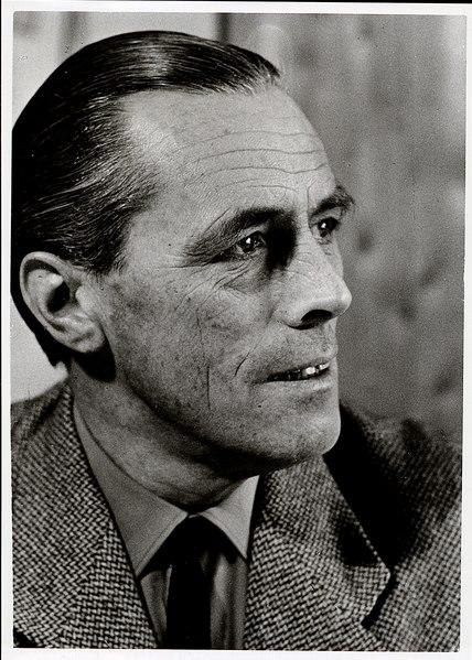 Alfred Roth  (1903-1998), Bauleiter von Haus Citrohan und Doppelhaus in der Weißenhofsiedlung Stuttgart (UNESCO-Welterbe Das architektonische Werk von Le Corbusier)