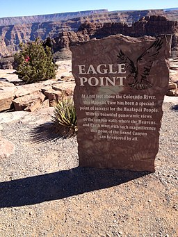 Eagle Point Grand Canyon West Rim