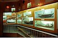 Early Indian Boat Models - Transport Gallery - BITM - Calcutta 2000 307.JPG