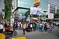 Earthquake Leads Office Evacuation - Ashram - Sector-V - Salt Lake City - Kolkata 2015-04-25 5982.JPG
