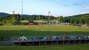 East River Soccer Complex - Image: East River Soccer Complex Field 1