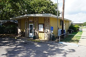 East Tawakoni September 2015 1 (City Hall and Civic Center).jpg